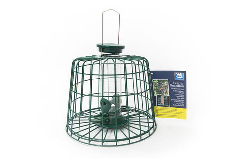 CJ Wildlife 2 Port Seed Bird Feeder