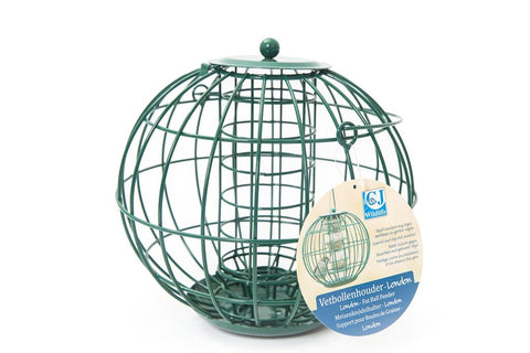 CJ Wildlife London Squirrel Resistant Fat Ball Feeder