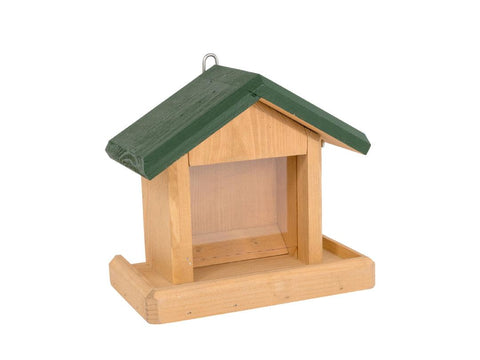 CJ Wildlife Carson Seed & Suet Pellet Wall Feeder