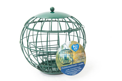 CJ Wildlife London Squirrel Resistant Peanut Butter Feeder