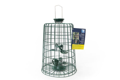 CJ Wildlife 4 Port Seed Bird Feeder
