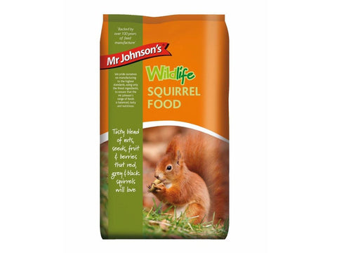Mr Johnsons Wildlife Squirrel Food 900g