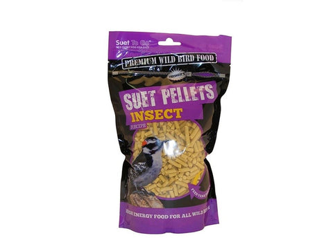 Suet to Go Pellets - Insect 550g