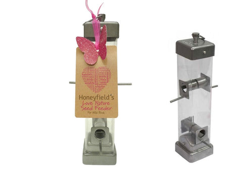 Honeyfields Love Nature Seed Feeder