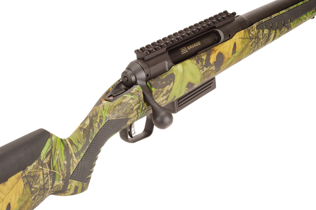 New Savage 212, 220 Perfect for Turkey Hunters