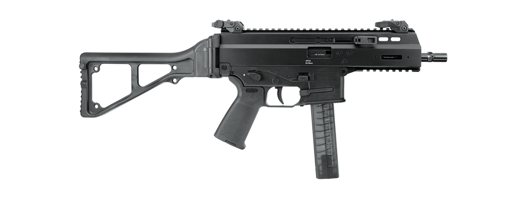 The US Army's New SMG: APC9 PRO