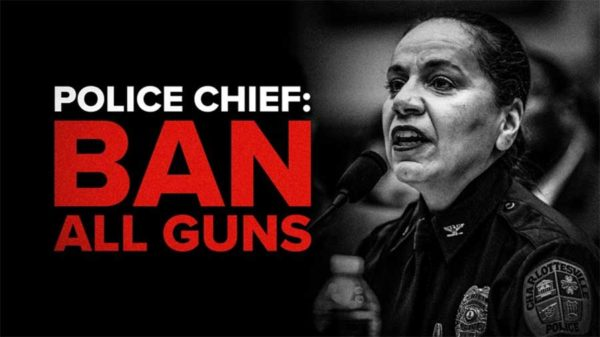 "Police Chief Advocates Ban on All Guns at U.S. House ""Assault Weapons"" Hearing"