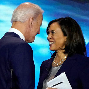 Biden-Harris Makes for Most Antigun Ticket