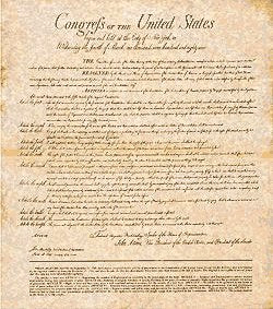 DON'T FORGET BILL OF RIGHTS DAY - DECEMBER 15TH