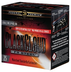 Federal Premium Expands Load Options for Black Cloud with FLITECONTRL FLEX