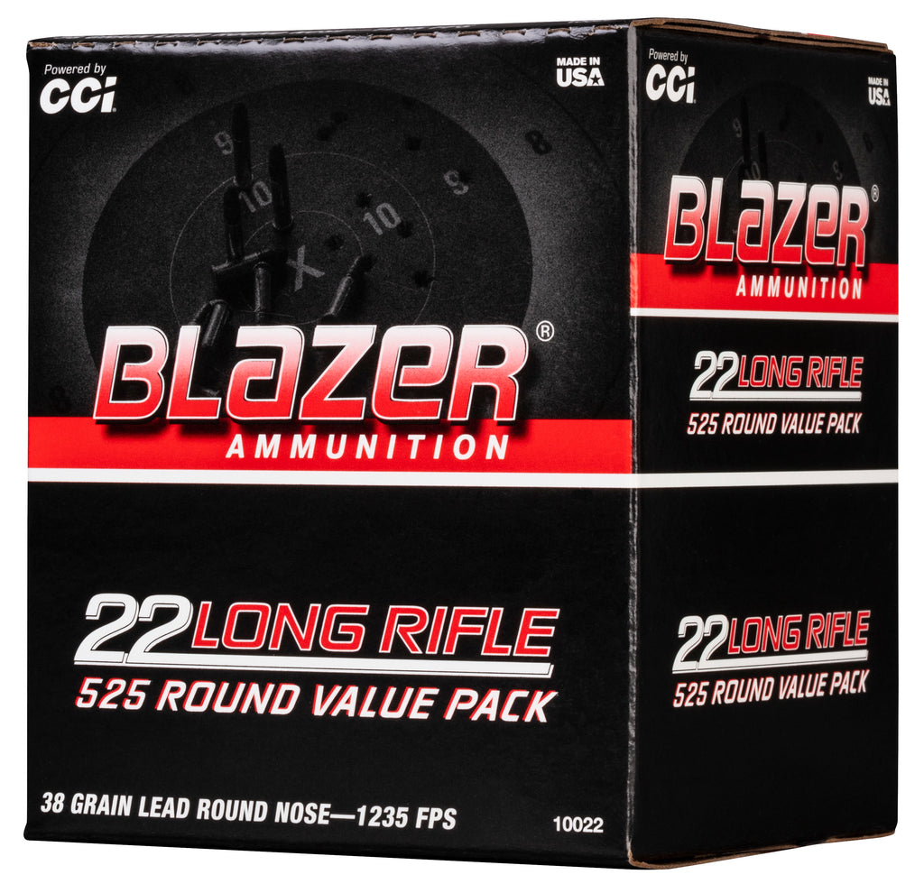 New Blazer 22 LR Bulk Packs