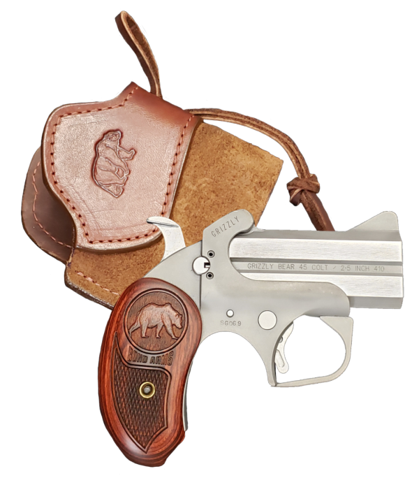 Bond Arms Rough Series Double-Barrel Handguns