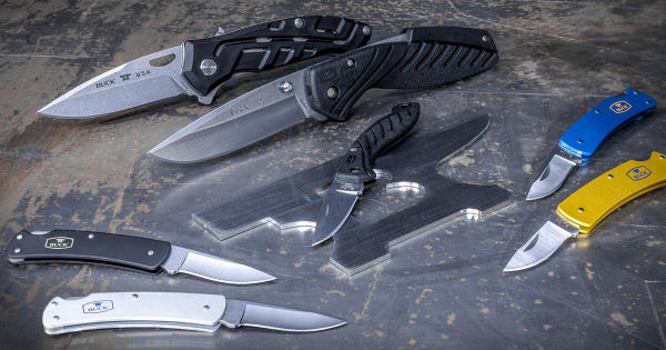 BUCK KNIVES EXPANDS EVERYDAY CATEGORY