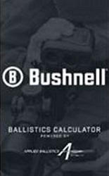 Bushnell Launches New Ballistics Calculator App