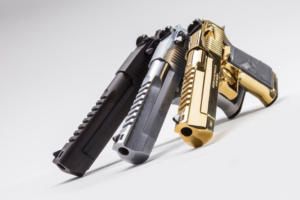 Magnum Research Announces Full USA Production of Desert Eagle Pistols