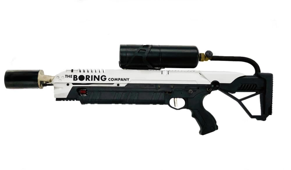 Billionaire Elon Musk Tweets Photo of Flamethrower and Makes Over $4 Million