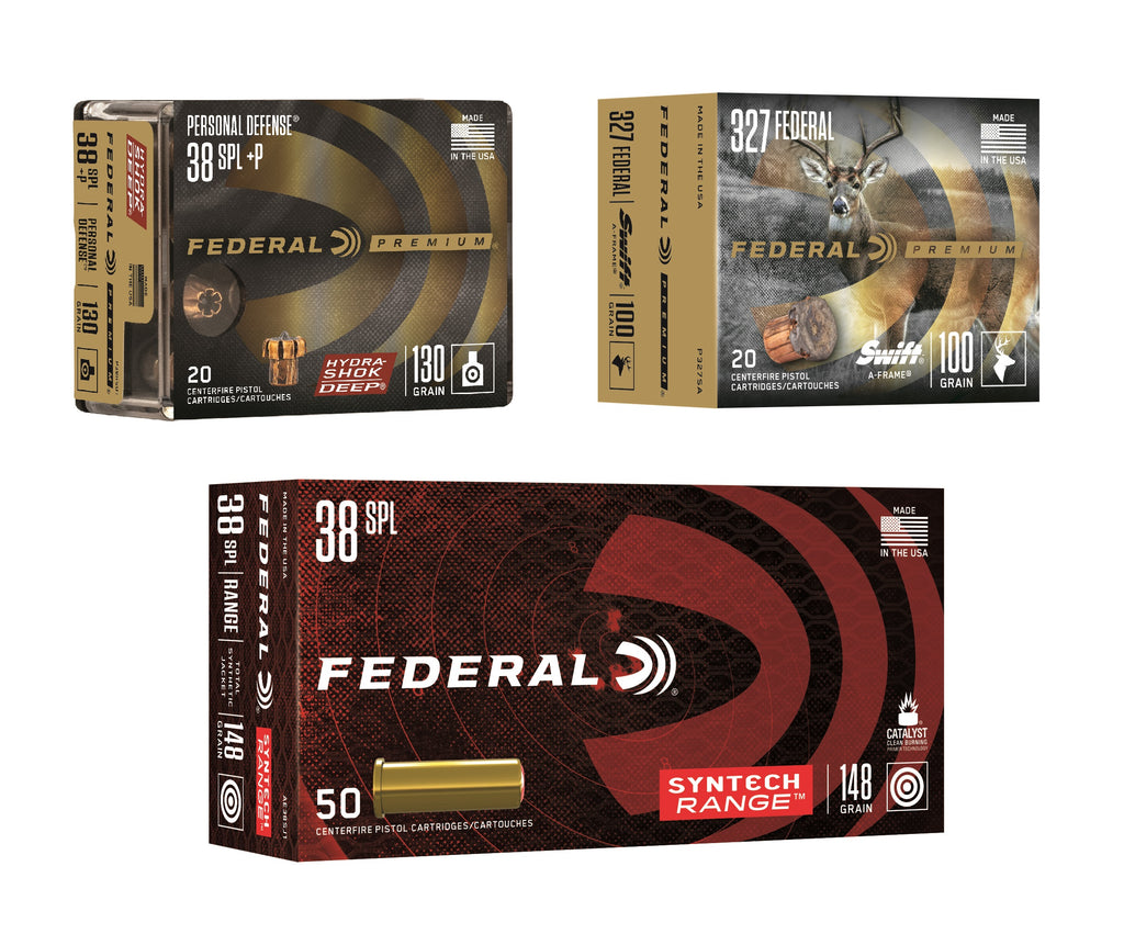Federal Announces New Handgun Ammunition for 2021