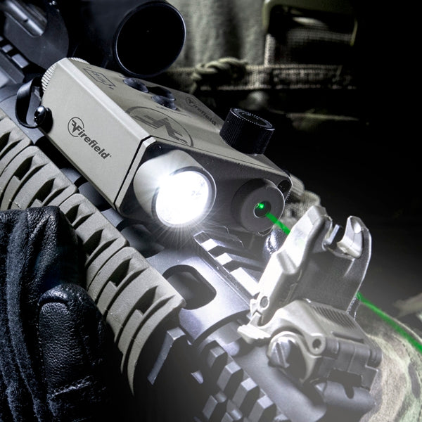 Firefield introduces new Charge XLT Lasers and Flashlights