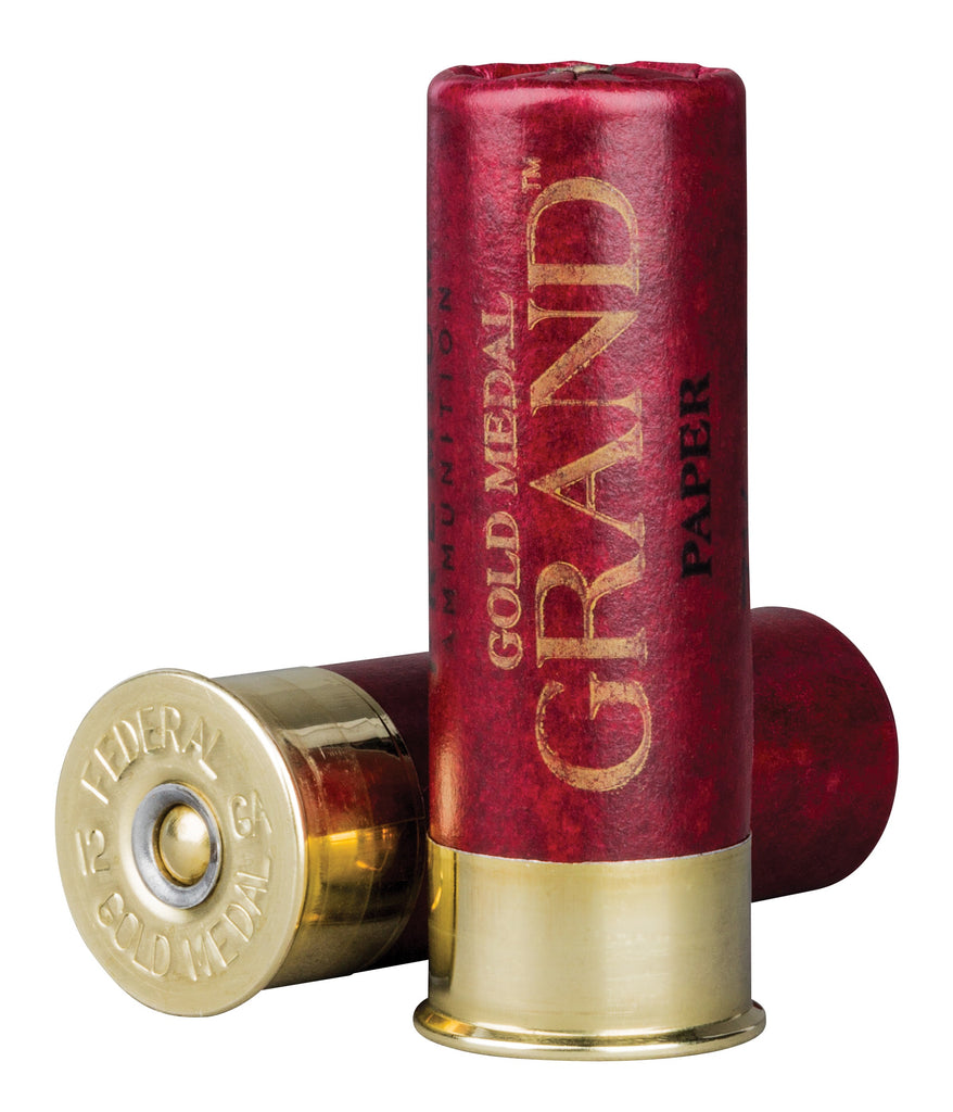 Federal Premium Launches New Gold Medal Grand Paper Hull Shotgun Ammunition