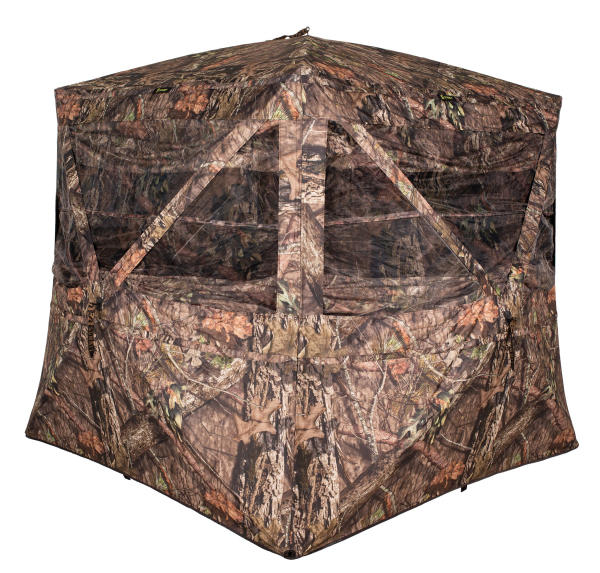 Hunt in Comfort in the New Summit Goliath Ground Blind