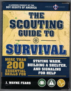 Fears Wins POMA Pinnacle for Scouting Guide to Survival