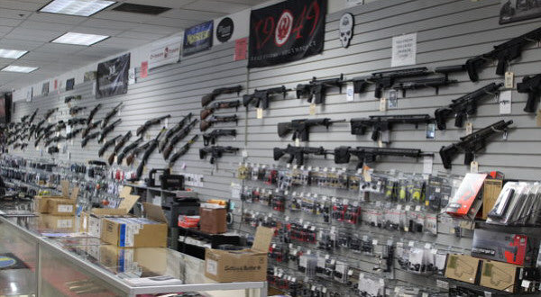 Gun Sales and Private Ownership