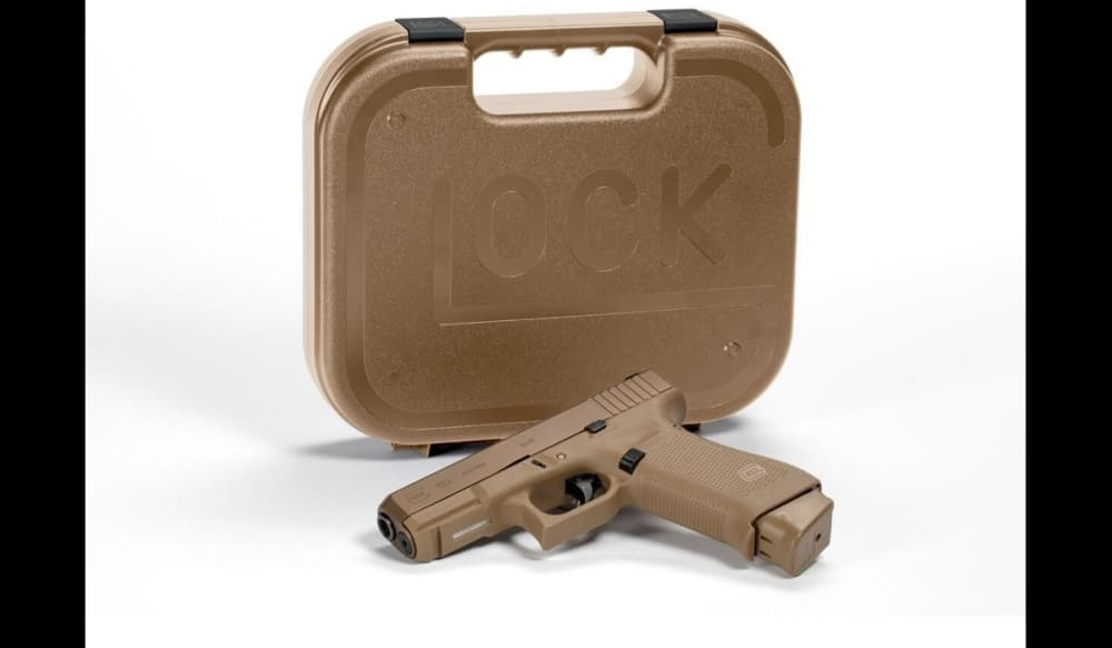 Glock Unveils First Ever 'Crossover' Pistol in the New Glock 19X
