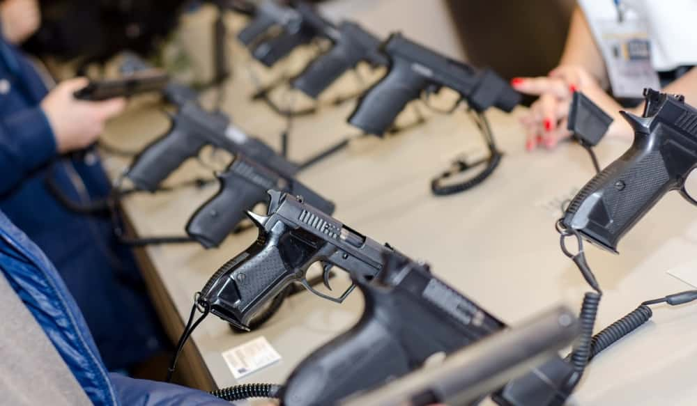 Police Seize More Than 450 Guns Under Florida's New 'Red-Flag' Law