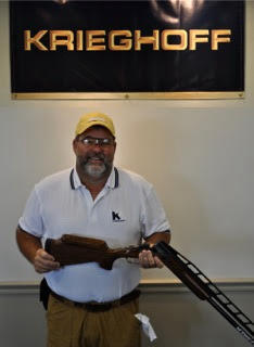 Krieghoff's Harlan Campbell, Jr. Sets New Personal Record at the 2018 Grand American Trapshoot