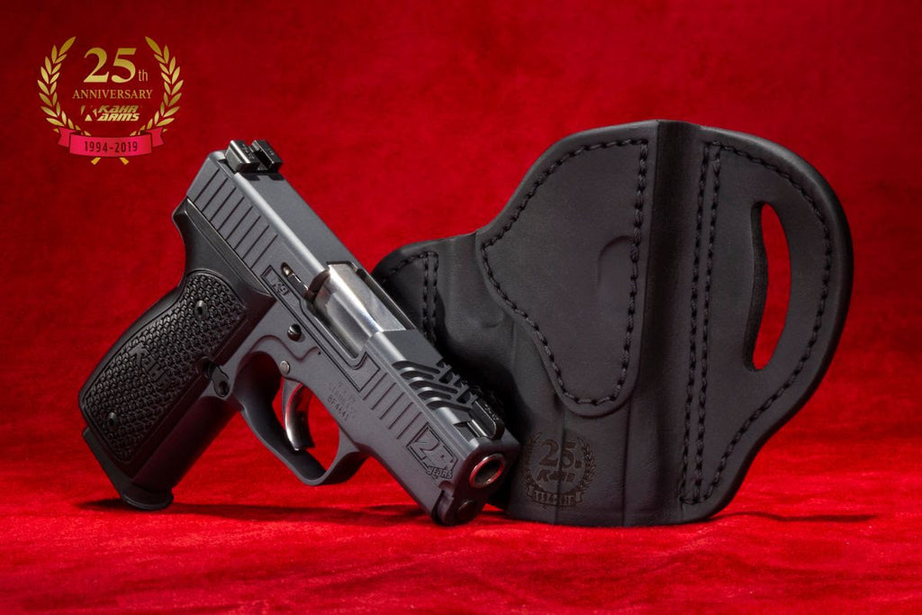 Limited Edition 25th Anniversary Kahr K9 Now Shipping