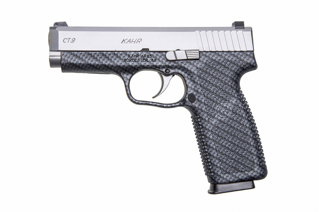 Kahr® Introduces Two Pistols in Black Carbon Fiber