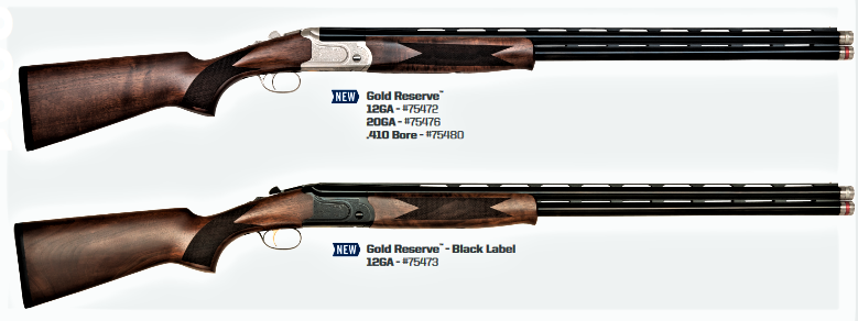 Mossberg International™ Introduces Reserve Series O/U Shotguns