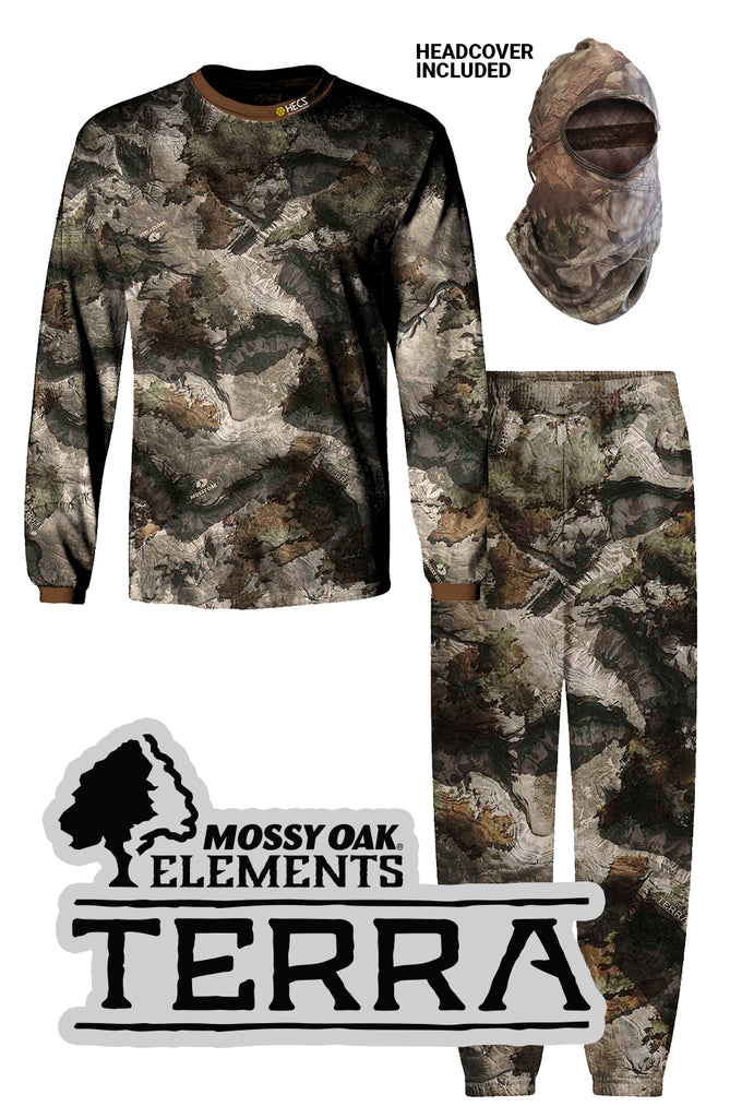 Mossy Oak Elements Terra Camo