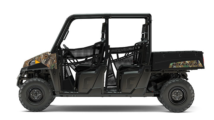 RANGER CREW® 570-4 - Polaris Pursuit® Camo  - Product Test