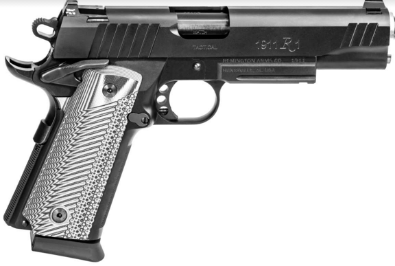 The Remington Model 1911 R1 Tactical Series