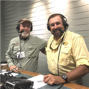 Celebrating the 5th Anniversary on Bass Pro Shops Outdoor World Radio
