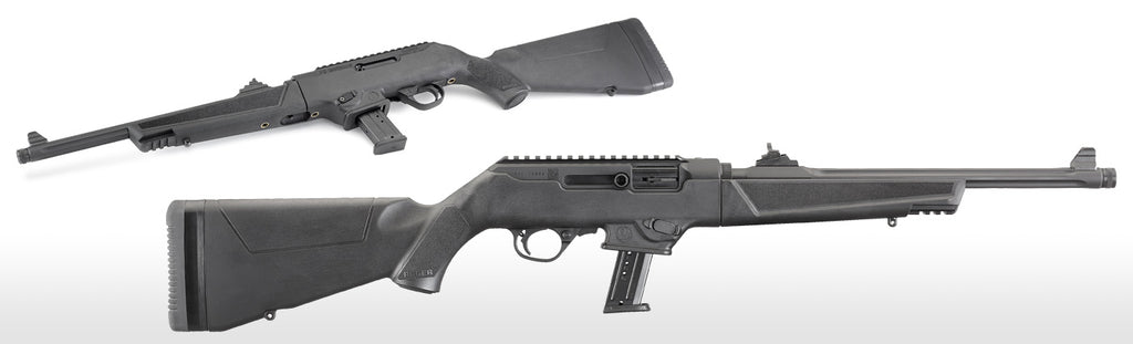 Ruger® PC Carbine™Practical and Versatile