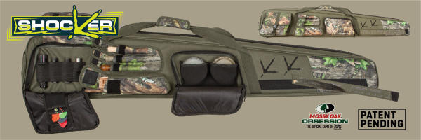 Revolutionary Shocker Series Gun Case Built for Turkey Hunting Success