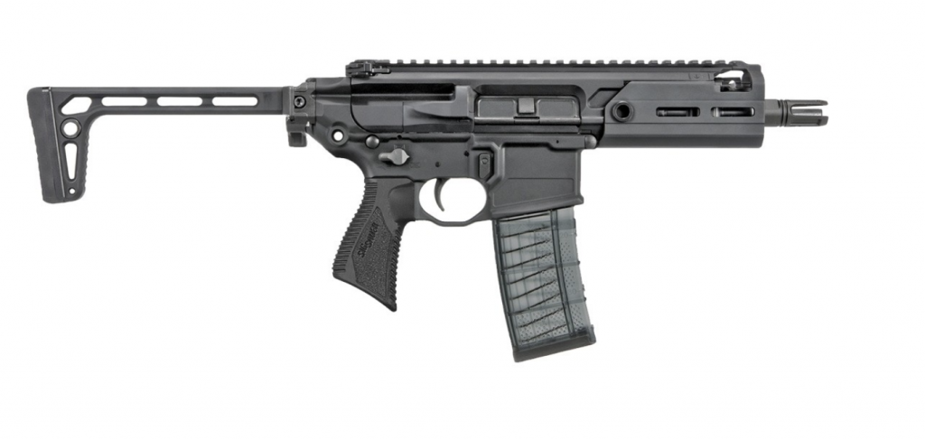 SIG's New SBR —The MCX Rattler