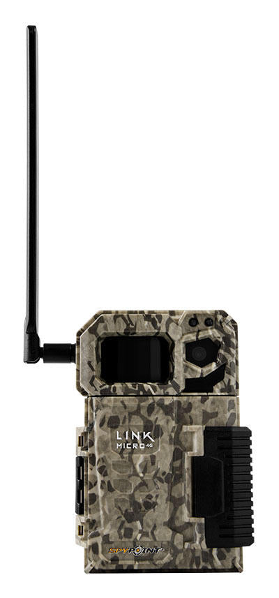 SPYPOINT Introduces World's Smallest Cellular Trail Camera