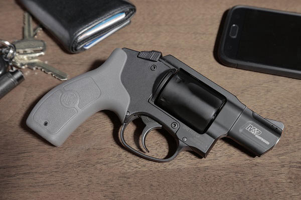 Addition to S&W M&P Bodyguard 38 Revolver Series