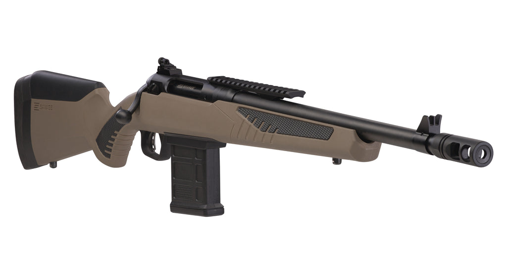 New Savage Model 110 Scout