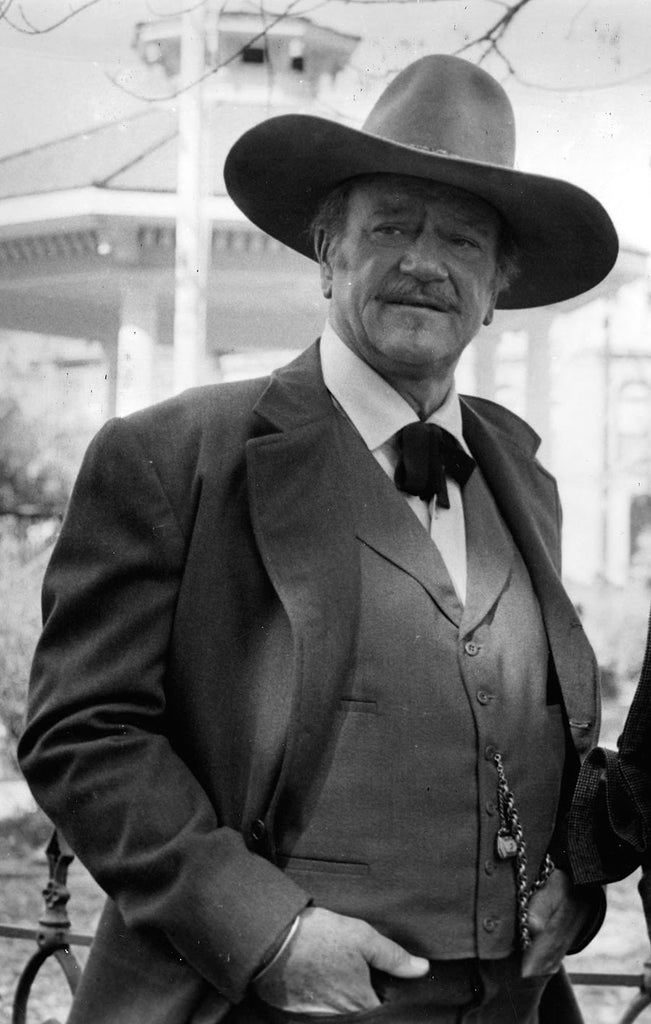 John Wayne's Top Ten Quotes