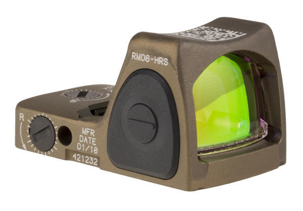 Trijicon Adds RMR HRS to Commercial Offerings