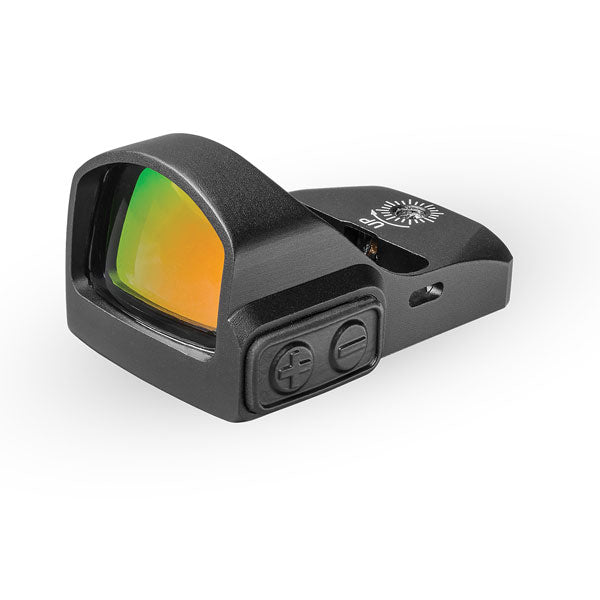 NEW! TRU•TEC™ MICRO SUB–COMPACT OPEN RED DOT SIGHT