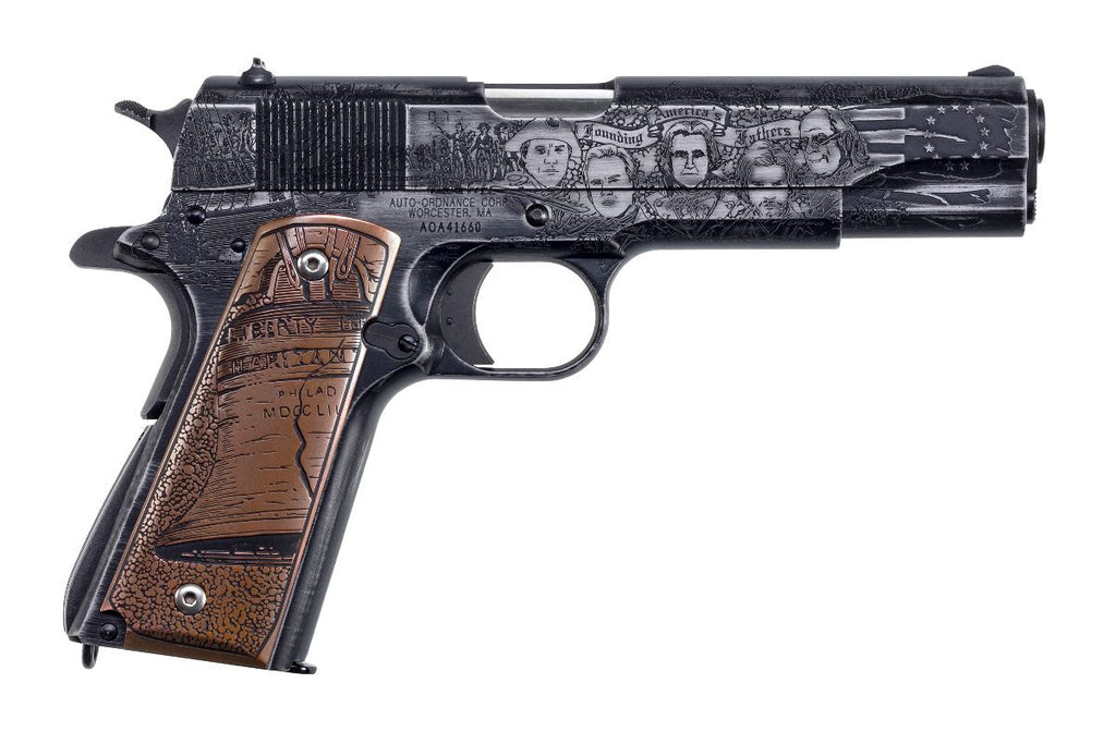 Auto-Ordnance Introduces the Revolution 1911
