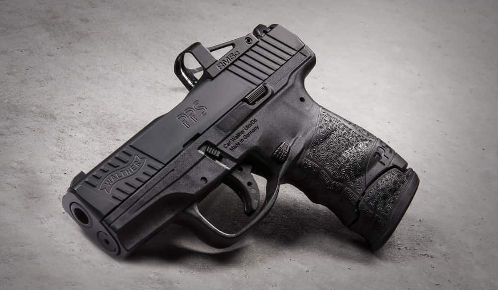 Walther Arms Introduces the PPS M2 RMSc Package, Optic Included