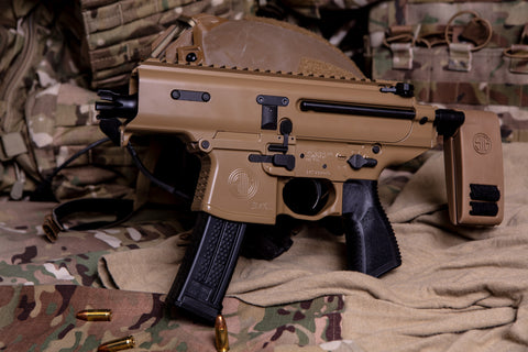 SIG MPX Copperhead – All About Shooting