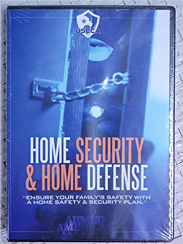 Home Security & Home Defense  DVD