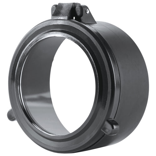 "Protective ""Flip-Open"" Scope Lens Covers"